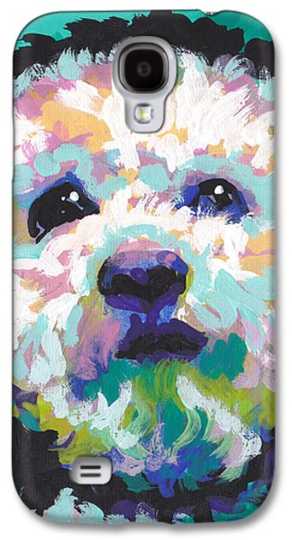 Malted Milky Poo Galaxy S4 Case by Lea S