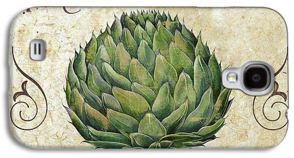 Mangia Artichoke Galaxy S4 Case by Mindy Sommers