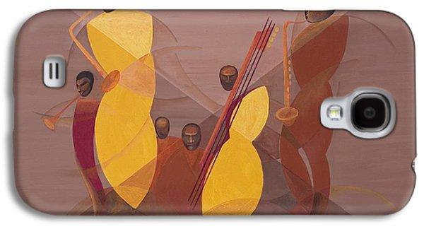 Mango Jazz Galaxy S4 Case by Kaaria Mucherera