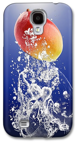 Mango Splash Galaxy S4 Case by Marvin Blaine
