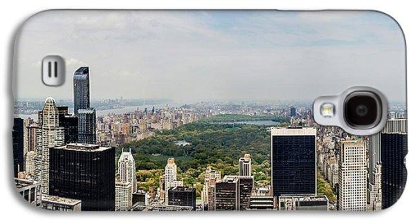 Manhattan Haze Galaxy S4 Case by Az Jackson