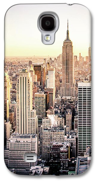Manhattan Galaxy S4 Case by Michael Weber