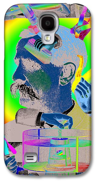1890Õs Galaxy S4 Cases - Manipulation Galaxy S4 Case by Eric Edelman