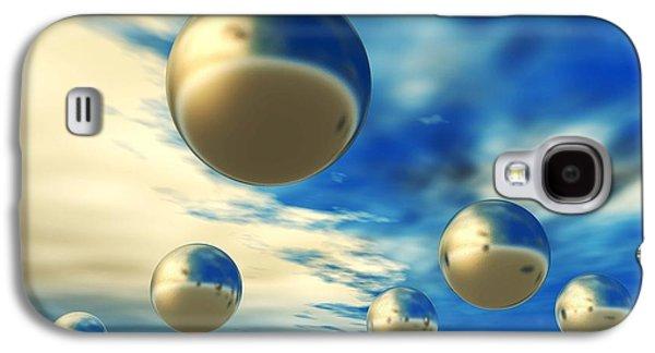 Studio Photographs Galaxy S4 Cases - Maria Kraszynska - Abstract Imagery Galaxy S4 Case by Maria Kraszynska