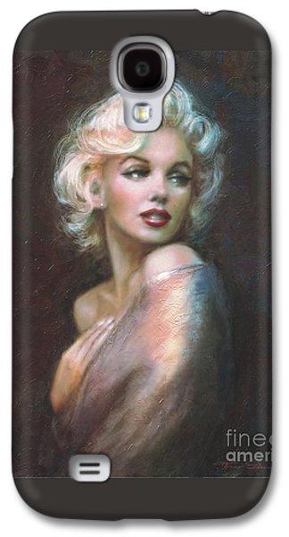 Marilyn Ww  Galaxy S4 Case by Theo Danella