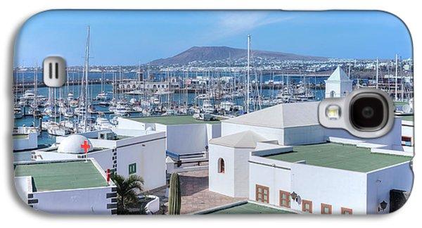 Marina Rubicon - Lanzarote Galaxy S4 Case by Joana Kruse