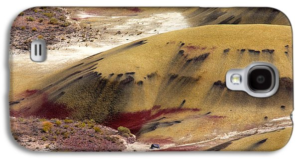 The Hills Galaxy S4 Cases - Marked Hills Galaxy S4 Case by Mike  Dawson