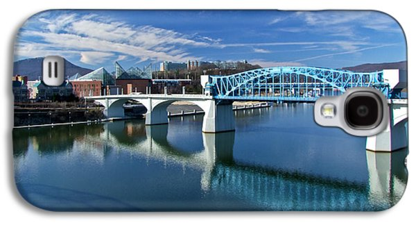 Market Street Bridge  Galaxy S4 Case by Tom and Pat Cory