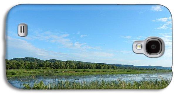 Alga Galaxy S4 Cases - Marshland Spring Galaxy S4 Case by Wild Thing