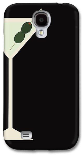 Martini Galaxy S4 Case by Julia Garcia