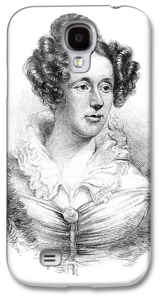 Mechanism Galaxy S4 Cases - Mary Somerville, Scottish Polymath Galaxy S4 Case by Wellcome Images