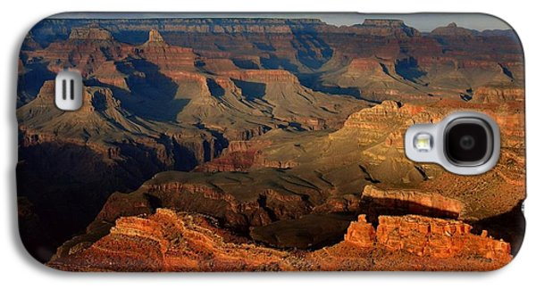Mather Point - Grand Canyon Galaxy S4 Case by Stephen  Vecchiotti