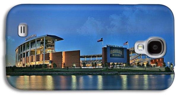 Mclane Stadium -- Baylor University Galaxy S4 Case by Stephen Stookey