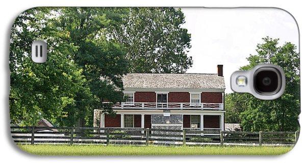 Civil War Site Galaxy S4 Cases - McLean House Appomattox Court House Virginia Galaxy S4 Case by Teresa Mucha