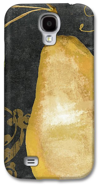 Melange French Yellow Pear Galaxy S4 Case by Mindy Sommers