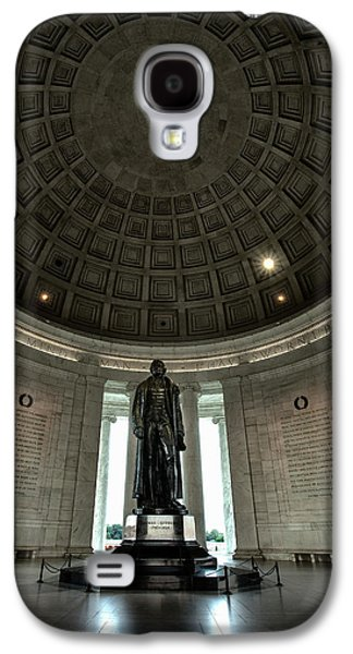 Memorial To Thomas Jefferson Galaxy S4 Case by Andrew Soundarajan