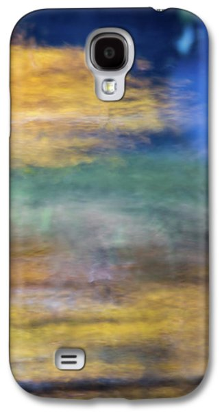 Merced River Reflections 12 Galaxy S4 Case by Larry Marshall