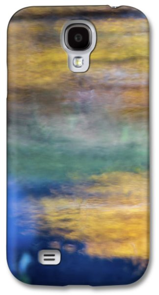 Merced River Reflections 13 Galaxy S4 Case by Larry Marshall