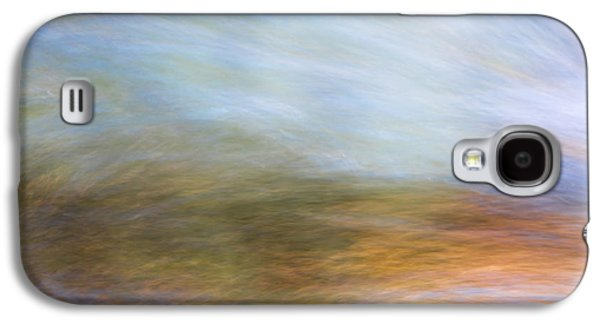 Merced River Reflections 21 Galaxy S4 Case by Larry Marshall
