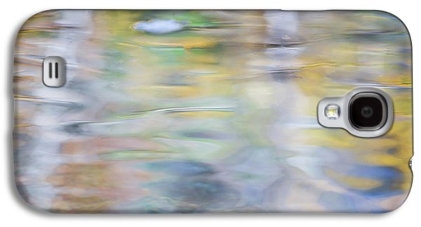Merced River Reflections 6 Galaxy S4 Case by Larry Marshall