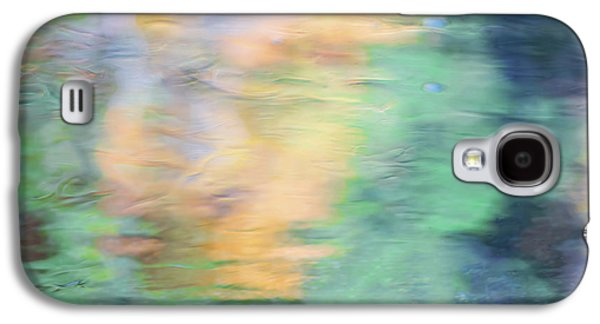 Merced River Reflections 7 Galaxy S4 Case by Larry Marshall