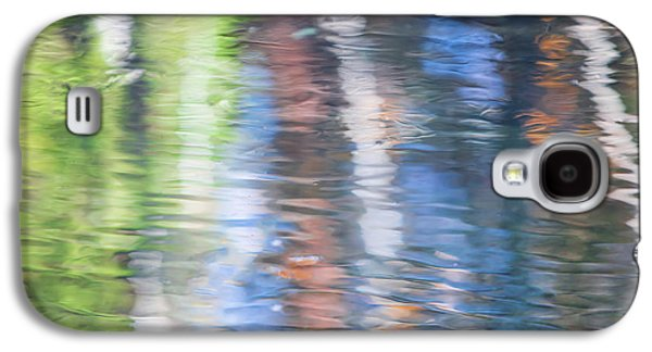 Merced River Reflections 8 Galaxy S4 Case by Larry Marshall