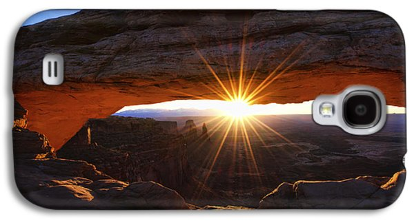 Mesa Sunrise Galaxy S4 Case by Chad Dutson