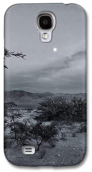 Mesquite Moonrise No. 1-2 Galaxy S4 Case by Sandy Taylor