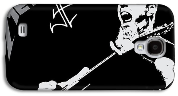 Recently Sold -  - Digital Galaxy S4 Cases - Metallica Galaxy S4 Case by Caio Caldas