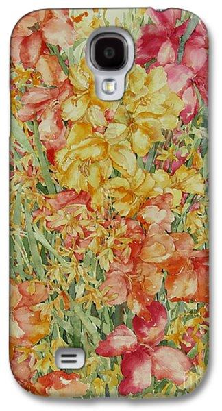Mid Summer Galaxy S4 Case by Kim Tran