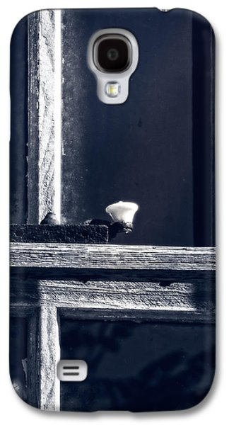 Original Art Photographs Galaxy S4 Cases - Midnight Window Galaxy S4 Case by Donna Lee