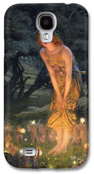 Midsummer Eve Galaxy S4 Case by Edward Robert Hughes