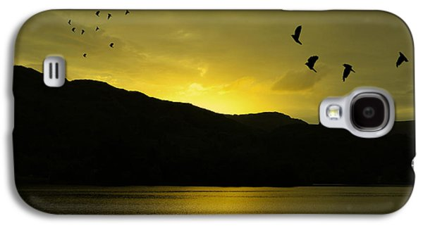 Landscapes Photographs Galaxy S4 Cases - Migration Galaxy S4 Case by Martin Newman