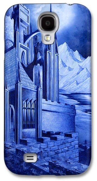 Minas Tirith Galaxy S4 Case by Curtiss Shaffer