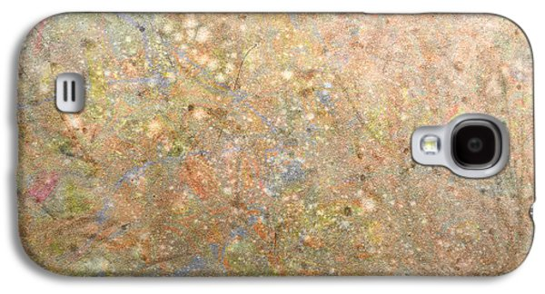 Subtle Colors Galaxy S4 Cases - Minimal 8 Galaxy S4 Case by James W Johnson