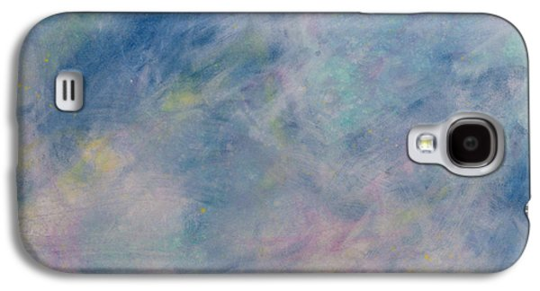 Subtle Colors Galaxy S4 Cases - Minimal 9 Galaxy S4 Case by James W Johnson