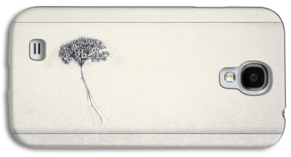 Miracle Of A Single Flower Galaxy S4 Case by Scott Norris