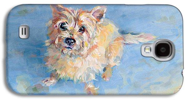 Breeds Galaxy S4 Cases - Miris Memory Galaxy S4 Case by Kimberly Santini