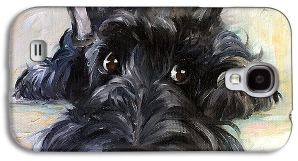 Mischief Galaxy S4 Case by Mary Sparrow
