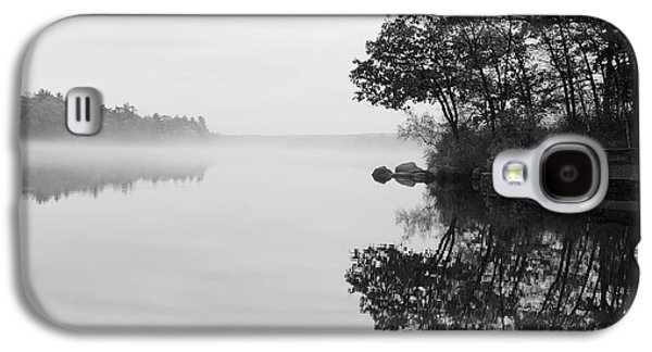 Inner Self Galaxy S4 Cases - Misty Cove Galaxy S4 Case by Luke Moore