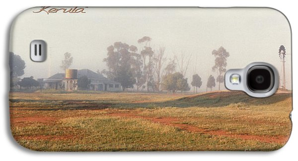 Vicki Ferrari Photography Photographs Galaxy S4 Cases - Misty Morning at Kerula Galaxy S4 Case by Vicki Ferrari