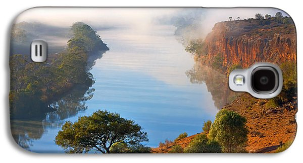 Misty Galaxy S4 Cases - Misty Morning Galaxy S4 Case by Bill  Robinson