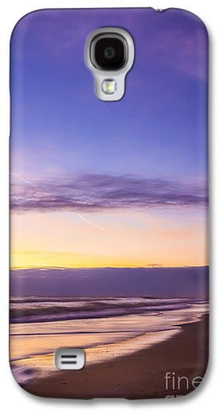 Misty Galaxy S4 Cases - Misty Sunrise Galaxy S4 Case by Marvin Spates