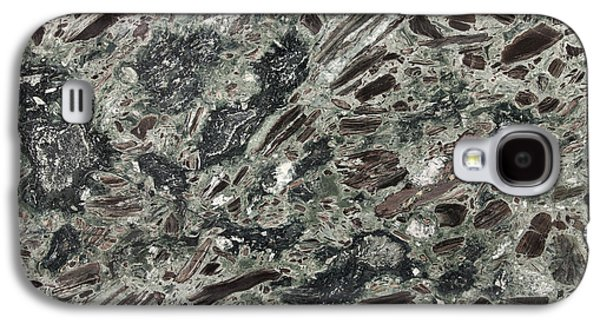 Mobkai Granite Galaxy S4 Case by Anthony Totah