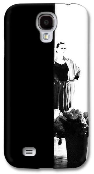 Original Art Photographs Galaxy S4 Cases - MODERN DRAMA scene I Galaxy S4 Case by Jone Vasaitis