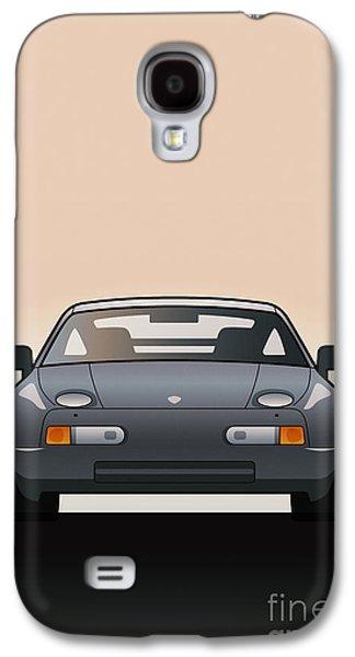 Modern Euro Icons Series Porsche 928 Gts Galaxy S4 Case by Monkey Crisis On Mars