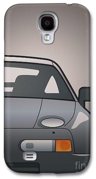 Modern Euro Icons Series Porsche 928 Gts Split Galaxy S4 Case by Monkey Crisis On Mars