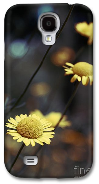 Flowers Galaxy S4 Cases - Momentum Galaxy S4 Case by Aimelle