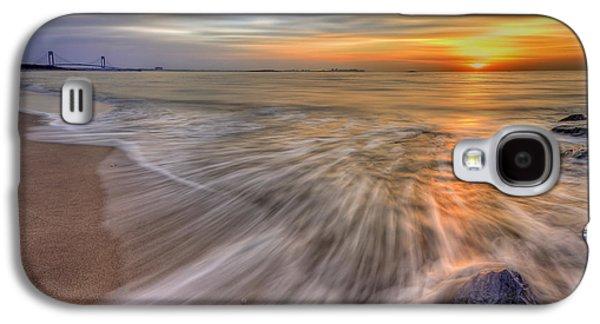 Sun Galaxy S4 Cases - Monday Morning Galaxy S4 Case by Evelina Kremsdorf