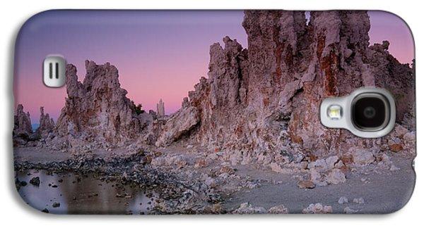 Surreal Landscape Galaxy S4 Cases - Mono Lake Tufas Galaxy S4 Case by Idaho Scenic Images Linda Lantzy